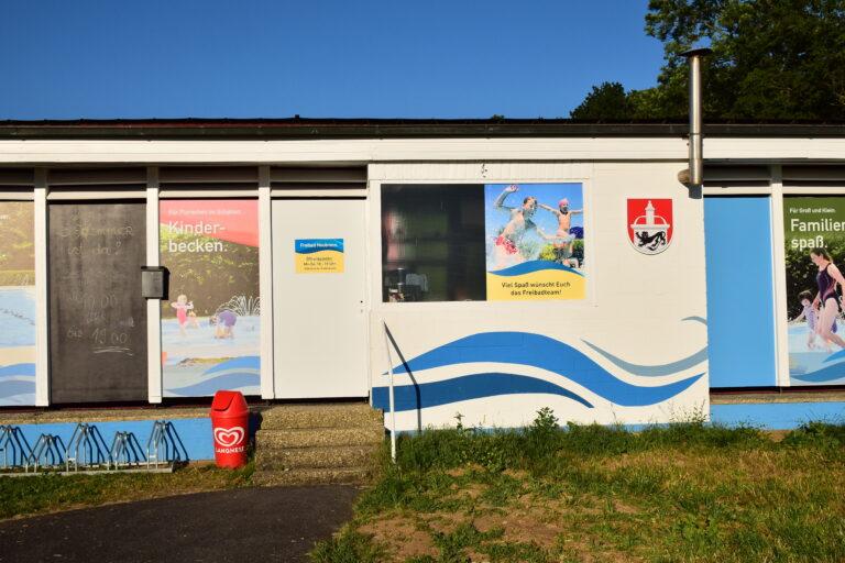 Freibad in Neubronn
